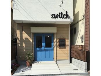 スイッチ(switch)(大阪府高石市/美容室)
