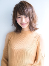 《dress/川崎901》☆エフォートレスミディ×外ハネロブ☆ .52