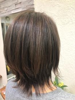 40代大人女性にぴったりな美容院の特徴 ヘアーサロン ミーム(MEME)