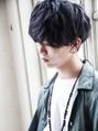 the S♪♪黒髪☆お洒落マッシュ