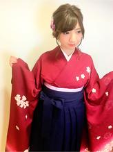 卒業式 袴 ご予約承ります! [EL PATIO/枝川] 卒業式.22