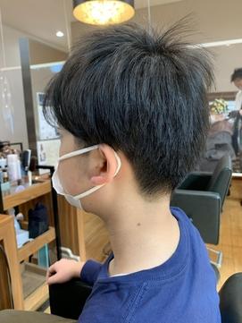 スクールメンズカット-富田idea流山おおたかの森店