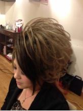 盛り髪 盛り髪.46
