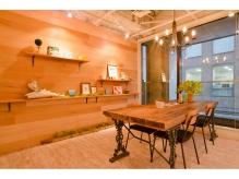 カフェのような可愛い店内♪