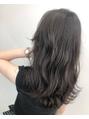 【 ALIVE吉祥寺】グレージュハイライトことりベージュカラー黒髪