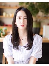 縮毛矯正とは違う新たなアミノ酸ストレートスタイル☆.47