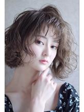【Labimani】透明感抜群☆ふわふわボブ.42