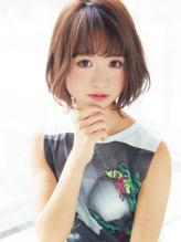 【ジュレベール 松田】 大人ニュアンスな透明感ショートボブ ゆるふわ.22