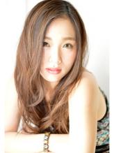 #hairsalon de Foreve Lux#ニュアンス鎖骨ロング .49