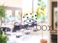 カラーボックス(color box)