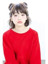 【外国人風】ボブでも出来る簡単ヘアアレンジ☆ 猫耳.40
