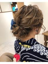 《髪質改善専門店Mell 》ヘアセット.15