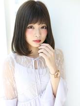 透明感溢れる☆小顔スウィートバング.35