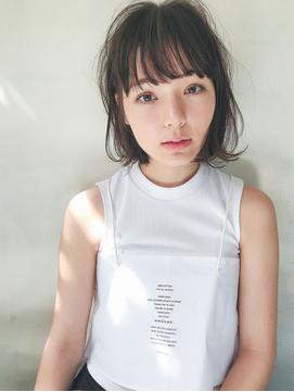 【Gigi】ワンカールボブ
