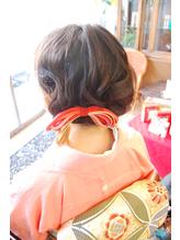 和装/髪型/着付/アップスタイル【BELL桜新町/用賀】.47