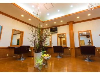 ヘアーサロン オンリーホープ(HAIR SALON ONLY HOPE)(静岡県浜松市西区/美容室)