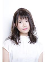 【coma中野】シースルーバング抜け感ハイライトセミロング.8