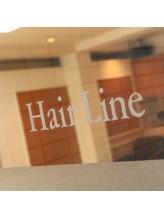 ヘアーライン(Hair-Line)