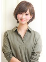 『rue京都』ふんわりナチュラルショートボブ☆ ボブ.4