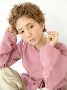 フェアリーショート★セミウェットカール