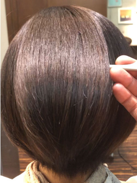 ストレート 縮毛矯正 高難易度縮毛矯正