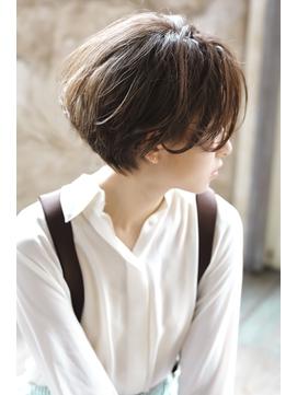 【+~ing deux】高円寺ショート ハンサムber【畠山竜哉】