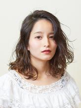 外国人風ニュアンスパーマ with.29