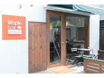 メープルヘアデザイン(Maple hair design)(鹿児島県鹿児島市)