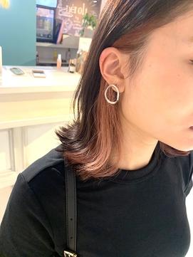 neroli 【ネロリ】【池袋 西口徒歩3分】韓国風インナーカラー