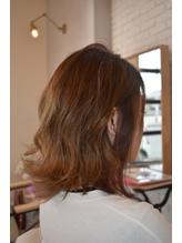 【SPOOL HAIR】春の新色カラー☆.59