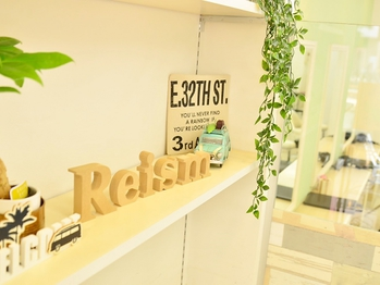 美容室 リズムキクカワテン 菊川店(Reism)