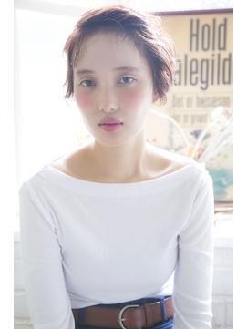 [Garland/表参道]☆ルーズ前髪あげ簡単アレンジ☆