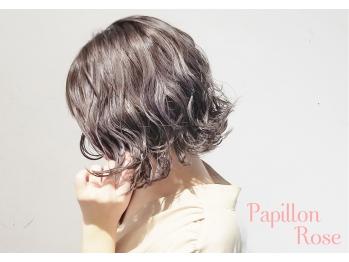 パピヨンロゼ(Papillon Rose)(福岡県福岡市中央区/美容室)