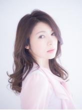 【カット+クリスタルカラー+トリートメント¥8500】明るく染まるグレイカラーでオシャレに白髪染め♪