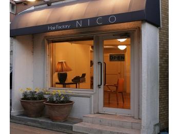 ヘアーファクトリーニコ(Hair Factory NICO)