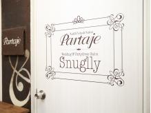 ヤマダビル2Fに《Snuglly》はあります♪この看板が目印☆