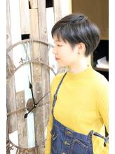 『NUDE COLOR』キュート丸みショート.13