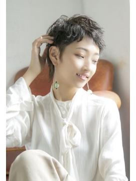 【Lond  printemps】 恵比寿でカットが上手いサロンスタイル