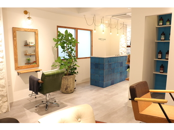 コンフィープレイス(COMFY PLACE)(東京都渋谷区/美容室)