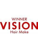 ヘアーメイク ウインナーヴィジョン(hair make WINNER VISION)