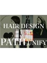ヘアーデザイン パス ユニフィ(HAIR DESIGN PATH UNIFY)