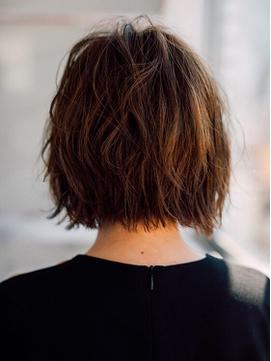 大人かわいい♪簡単スタイリング♪美髪