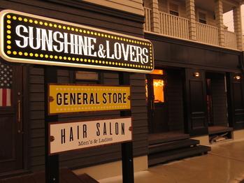 ザサンシャインアンドラバーズ(THE SUNSHINE LOVERS)(熊本県熊本市/美容室)
