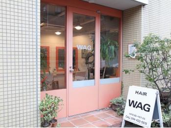 ワグヘアー(WAG Hair)(神奈川県川崎市中原区)