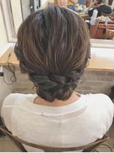 【Neolive横浜西口】綺麗めまとめ髪2 まとめ髪.36