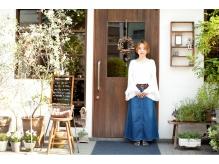 のんびり時間が過ぎていきます。錦糸町美容室フィーカ。