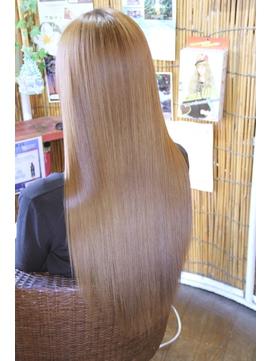 ハロウィン特別クーポン!juicy縮毛矯正+髪ちりょう!