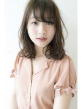 [cafune/池袋]☆フェアリーニュアンスカールミディ☆.16