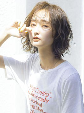 MeKKe☆外ハネウェーブ☆【緑地公園/江坂/千里山/桃山台】