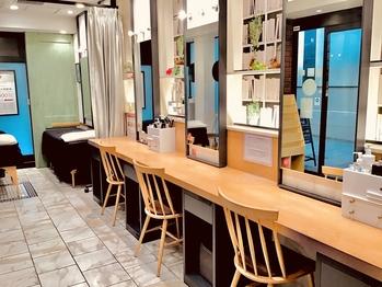 アトリエはるか ビーンズ赤羽店(東京都北区/美容室)